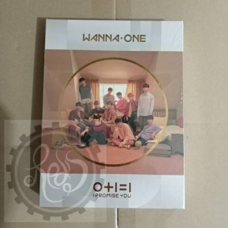 CD & DVD [READY STOCK] Wanna One 0+1=1 I Promise You 2 051cd019783377152aed64c2bc01adf6