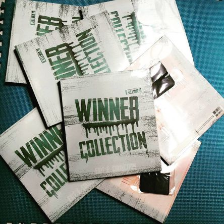 Official Goods [READY STOCK] Winner Official Photobook Exit : E Welcoming Collection 1 f7adedda2829312ce3e4b607b0e25c5b