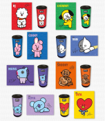 BTS BT21 BTS 150pcs Jigsaw Puzzle In A Tube